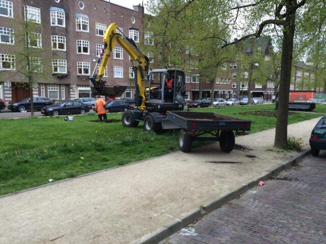 Nedabo B.V. - Kunstroute Artzuid Amsterdam - Kunstwerk 19