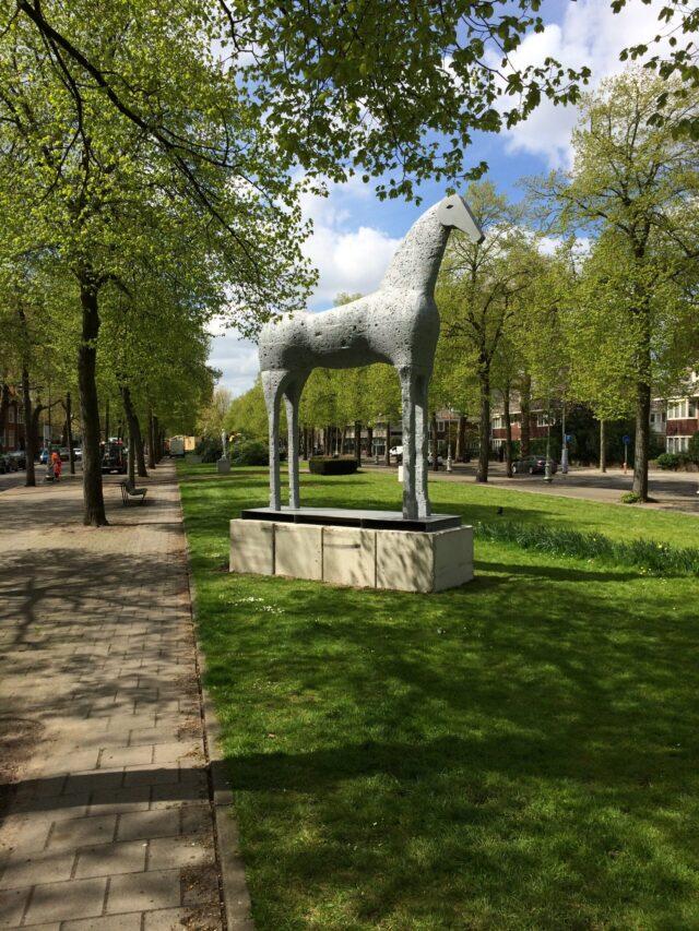 Nedabo B.V. - Kunstroute Artzuid Amsterdam - Kunstwerk 15