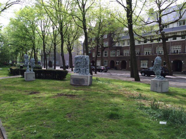 Nedabo B.V. - Kunstroute Artzuid Amsterdam - Kunstwerk 10