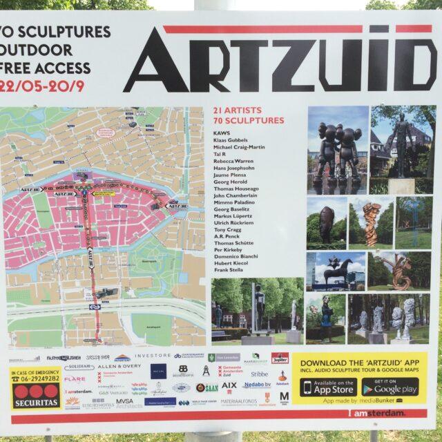 Nedabo B.V. - Routekaart Artzuid Amsterdam