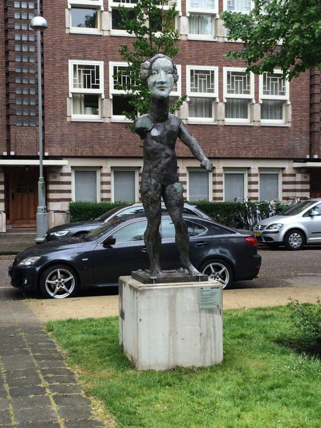 Nedabo B.V. - Kunstroute Artzuid Amsterdam - Kunstwerk 3