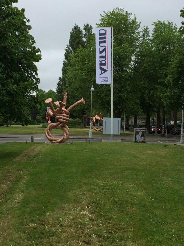 Nedabo B.V. - Kunstroute Artzuid Amsterdam - Kunstwerk 1