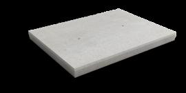Nedabo Stelconplaat zonder stalen rand 200x150 cm