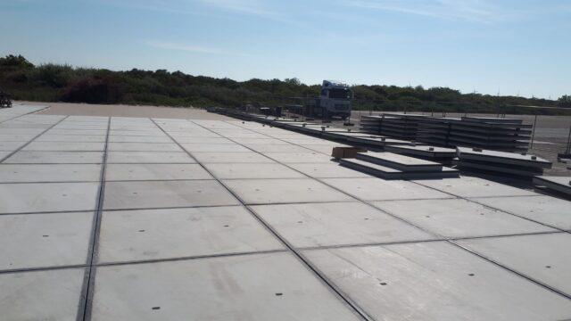 Nedabo B.V. - Voor het leveren van nieuwe betonplaten