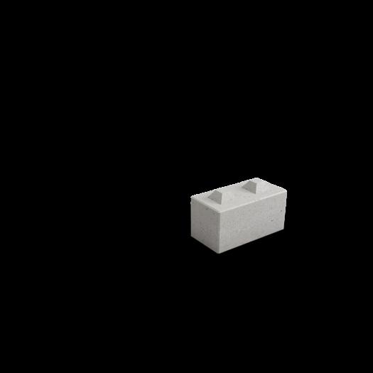 Nedabo Betonblok 40x80x40