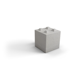 Nedabo Betonblok 80x80x80