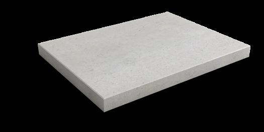 Nedabo Industrieplaat zonder stalen rand 200x150 cm